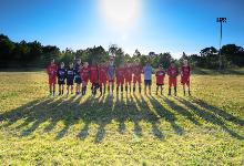 2021 High Point Academy Soccer Team
