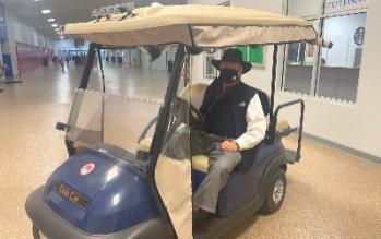 Dr. Bricker HPA Golf Cart