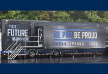 Be Pro Be Proud Tour Stops at HPA