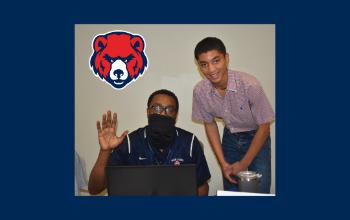Meet the Teacher Coach Watts and Vincent