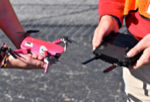 Drone Students on Course to Earn FAA Certification