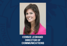 New Director of Communications Announced