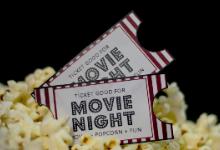 Drive-in & Dine Movie Night