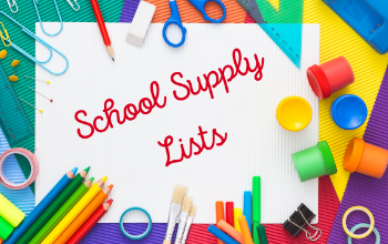 School Supply List Graphic HPA