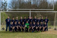 High Point Academy Team Soccer Picture