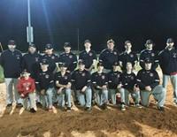 High Point Academy Baseball Team