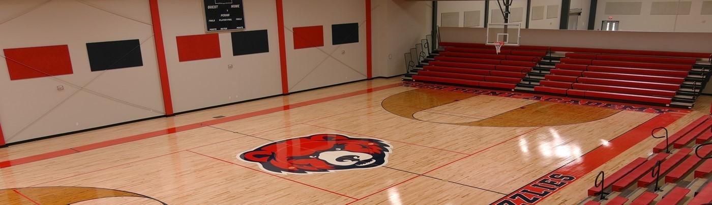 High Point Academy Gymnasium