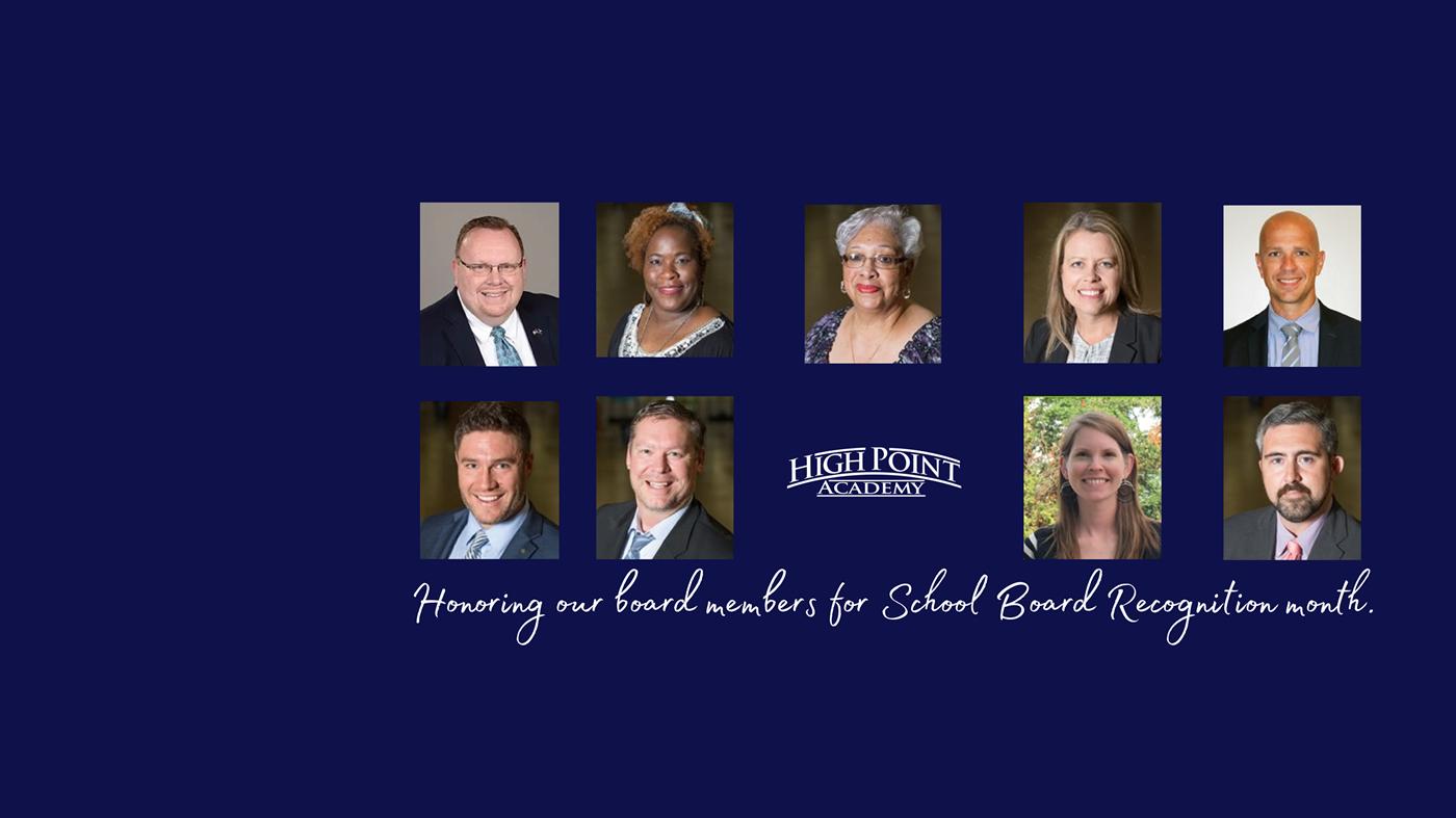 Board Member Month Board Slide