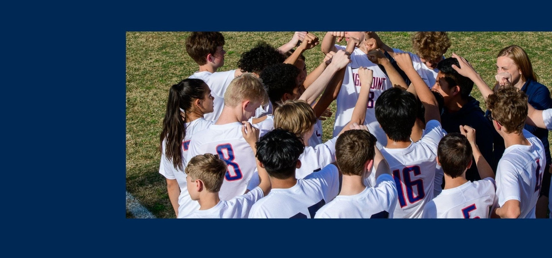 High Point Academy Soccer 2021