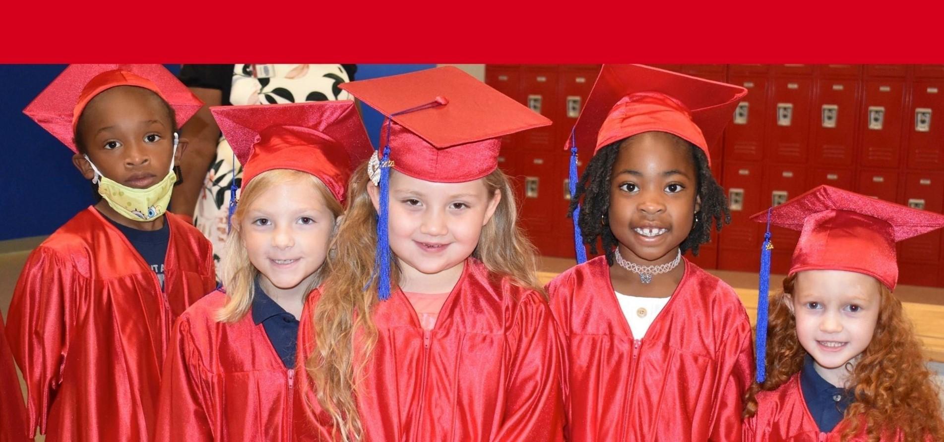 High Point Academy Kindergarten Graduation 2021