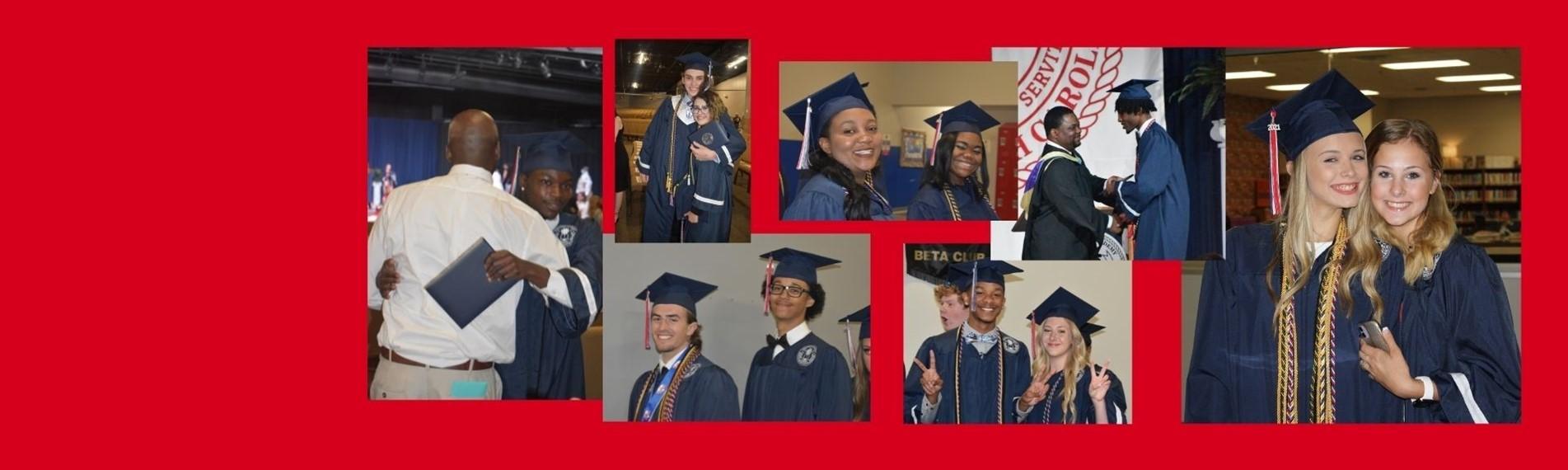 High Point Academy Graduation 2021