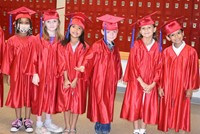 Kindergarten Graduation 2021 HPA