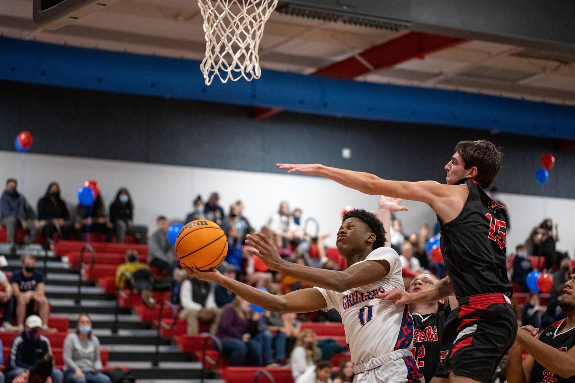 HPA Basketball Player